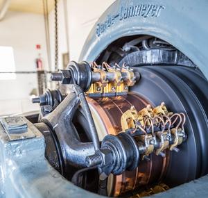 Predigtstuhlbahn Antriebsmaschine