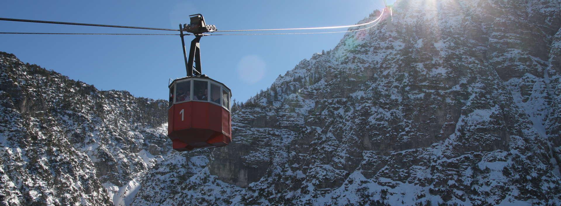 Predigtstuhlbahn Winter