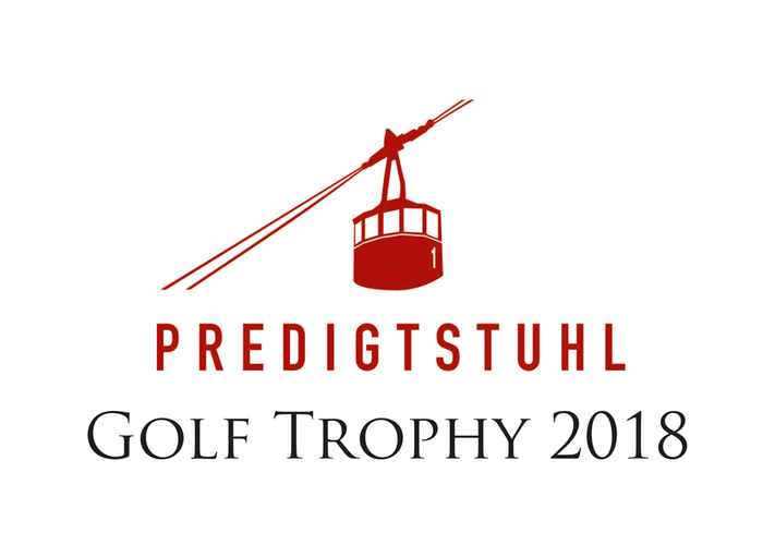 Predigtstuhl Logo Golf Trophy 2018