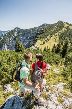 Predigtstuhl Alpinpfad