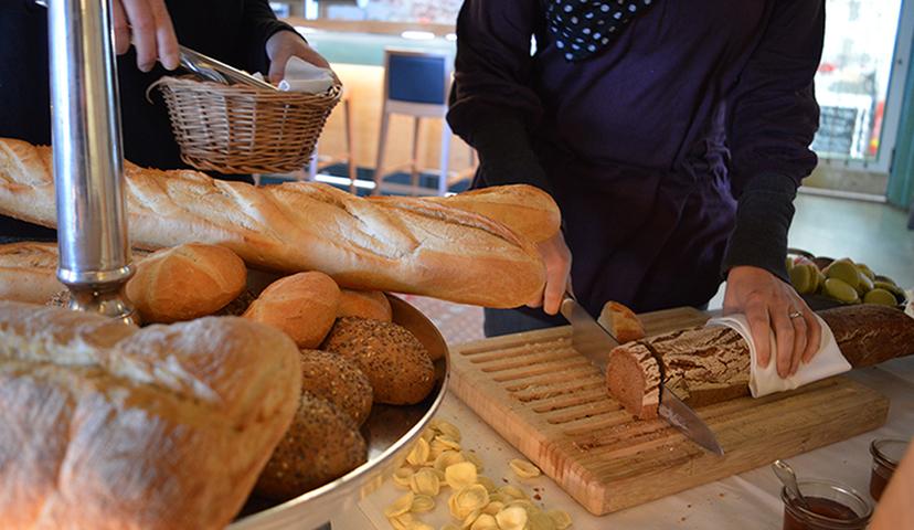 X Proseccosamstag Brot